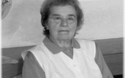 Irma Göttler R.I.P.