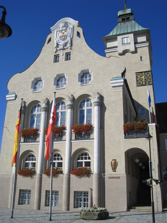 Simbacher Rathaus