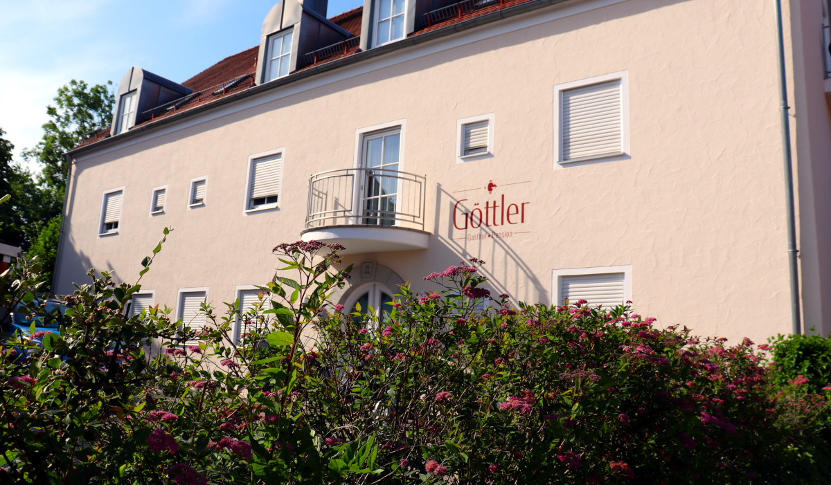 Simbach Gasthof Pension Göttler
